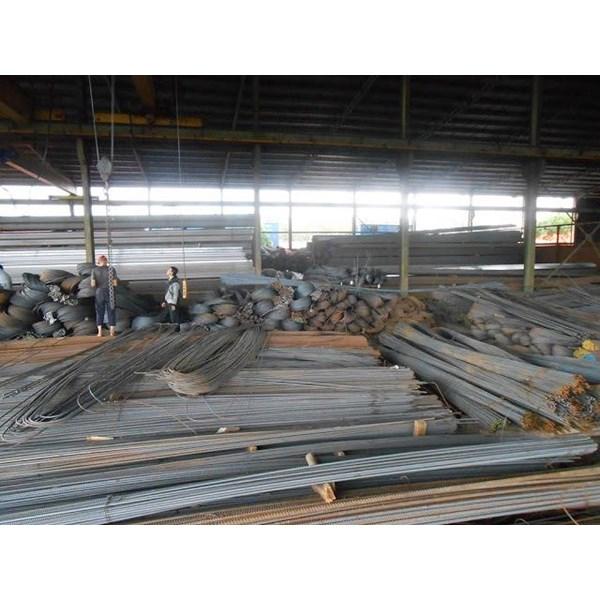 DIstributor Besi Beton polos dan ulir di surabaya