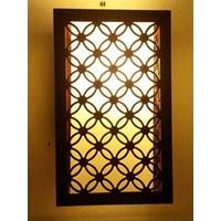 Distributor Aluminium Composite Panel lubang motif suka suka 3