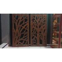 Distributor Aluminium Composite Panel lubang mawar halus 3
