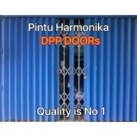 JualPintu Harmonika DPP Doors dan varia di surabaya