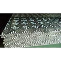 Jual plat aluminium bordes