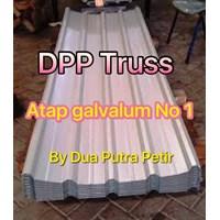 ATAP GALVALUM / SENG GALVALUM DPP TRUS TERMURAH DAN BERKWALITAS