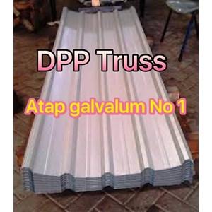 Dari ATAP GALVALUM / SENG GALVALUM DPP TRUS TERMURAH DAN BERKWALITAS 1