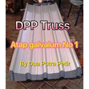 Dari ATAP GALVALUM / SENG GALVALUM DPP TRUS TERMURAH DAN BERKWALITAS 0