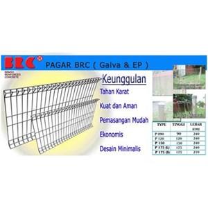 Pagar BRC Indonesia