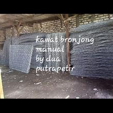 Produsen Kawat Bronjong Manual