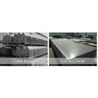 steel and iron plate