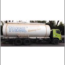 Truk Tangki Bleaching 33 Ton
