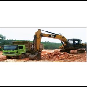 Truk Dump Angkut Tanah By Sinar Maju Agung