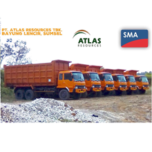 Truk Dump Angkutan Material / Batu Bara