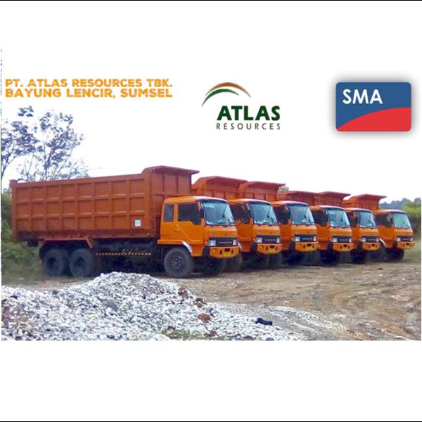 Foto Dari Truk Dump Angkutan Material / Batu Bara 0
