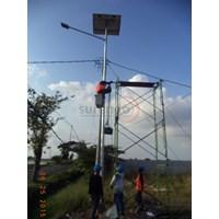 Lampu Solar Pju Solarcell 70W