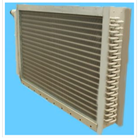 Finned Heating Coil Novenco 1