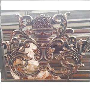 Besi Tempa Ornament Center Mahkota By SURYA LOGAM PERKASA