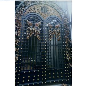Ornamen Besi Tempa Untuk Gerbang By SURYA LOGAM PERKASA