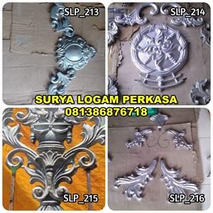 ornamen almunium By SURYA LOGAM PERKASA
