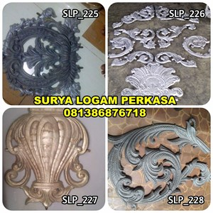 ornamen ekoran By SURYA LOGAM PERKASA