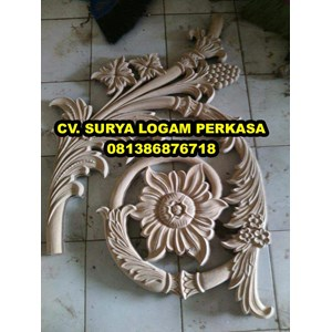 ornamen ekoran unik By SURYA LOGAM PERKASA