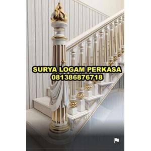 tangga klasik mewah By SURYA LOGAM PERKASA