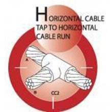 Cetakan Cadweld kabel to kabel