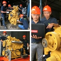OVERHAUL MESIN DIESEL By Bima Royal Teknindo