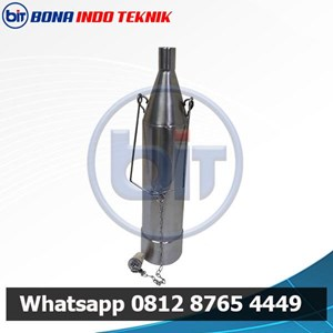 Can Sampling Minyak solar ukuran 1000ml
