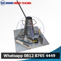Distributor Slump Test Set Bahan Stainless Steel 304 3