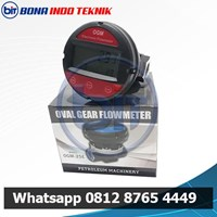 Distributor OVAL GEAR Flow Meter  3