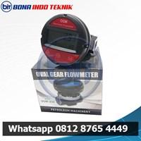 Distributor Flow Meter Oval Gear Flowmeter 3