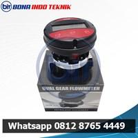 Jual Flow Meter Oval Gear Flowmeter 2