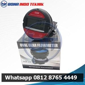 Flow Meter Oval Gear Flowmeter