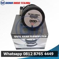 Distributor Flow Meter Minyak OGM 1 inch 3