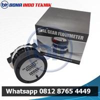 Flow Meter Minyak OGM 1 inch 1