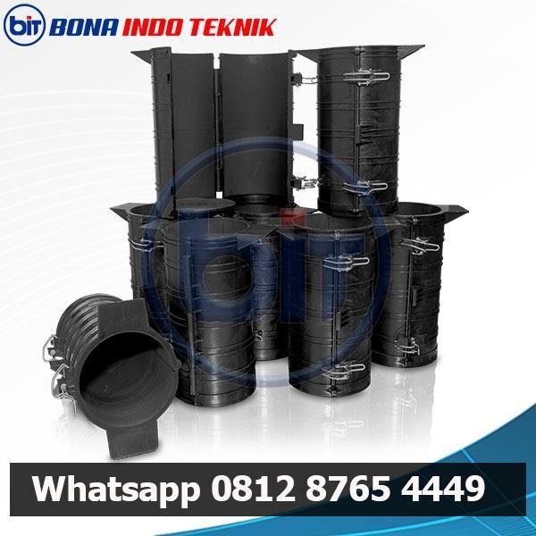 Cetakan Silinder Plastik