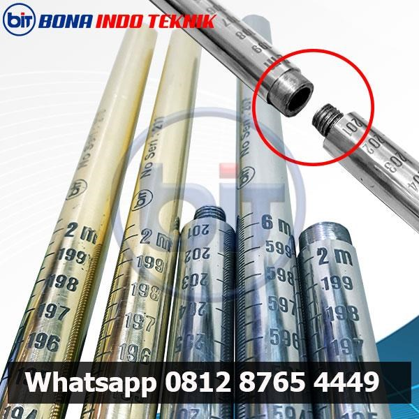 Stick Sounding 200 Cm Stainless Steel