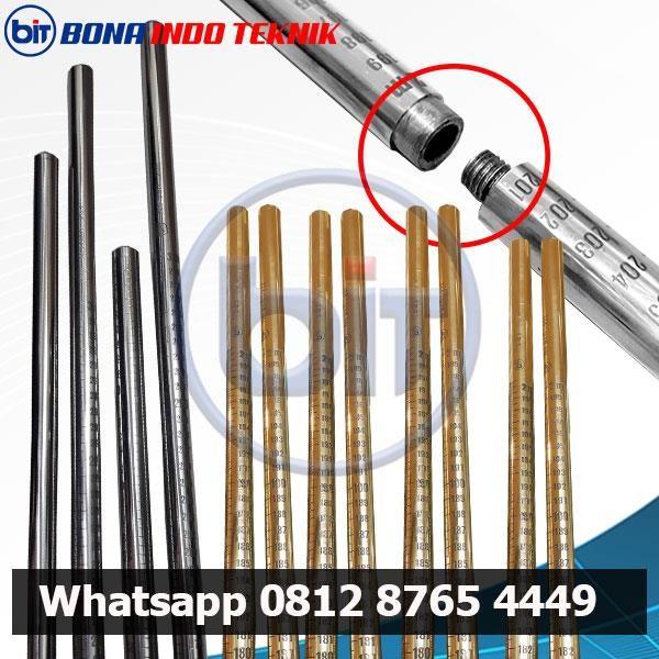 Stick Sounding 2 meter Stainless Steel