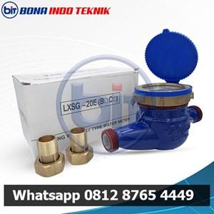 Water Meter Amico 3/4 inch Harga Murah