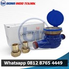 Distributor Water Meter  Amico 3/4 Inch 3