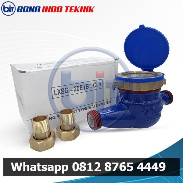 Daftar Harga Water Meter Amico 3/4 Inch