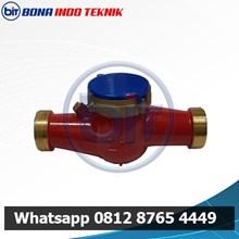 Water Meter SHM 2 inch Koneksi Drat