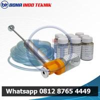 Cara Memakai Lubricating Oil Sample Vacuum pump