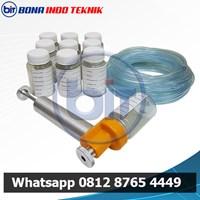 Alat Sample Minyak Vacuumm Pump