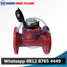 Meteran Air SHM DN 100mm/4 Inch