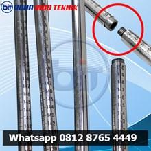 Stick Sounding 2 Meter Stainless/ Stick Sounding 2 Meter Kuningan