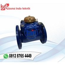 Water Meter BR Type LXLG-DN80 Size 3 Inch / Water Meter BR 3 Inchi