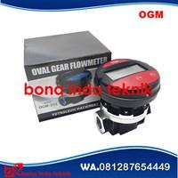 Jual DN 50 mm Flow Meter OGM / Flow Meter Minyak Solar 1 Inchi 2