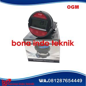 DN 50 mm Flow Meter OGM / Flow Meter Minyak Solar 1 Inchi