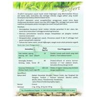 Jual Pupuk Hayati Pembenah Tanah Organik Ecofert 1 Kg Padat