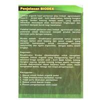Jual Aktivator Bioaktivator Untuk Menghasilkan Pupuk Kompos Biodex 1 Kg 2
