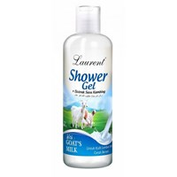 Jual Laurent Shower Gel Goat's Milk 250mL